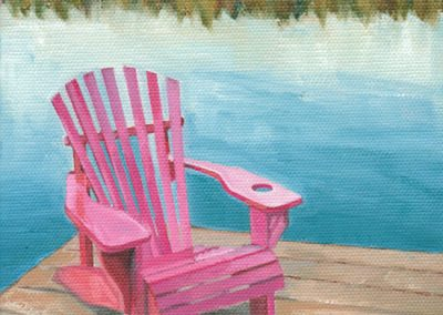 Pink Calm