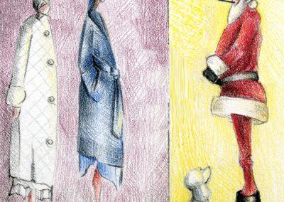 Night Before Christmas (detail)