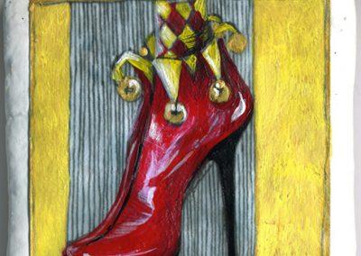 Warhol Shoes — Ladies Elfin Ankle Boot