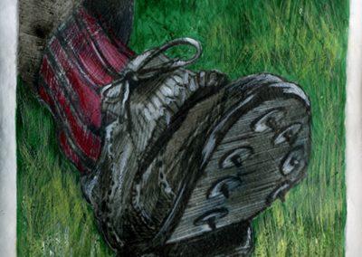 Warhol Shoes — Men's Golf