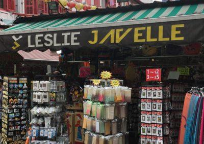 Leslie Javelle